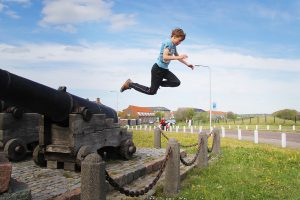 kinderfeest freerunnen