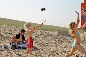 kinderfeest jongleren
