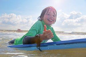 day camp surfen