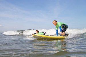 Surfcamps in Nederland in de meivakantie