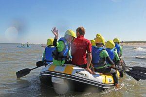 Surfcamps in Nederland in de zomervakantie