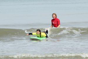 privé surflessen