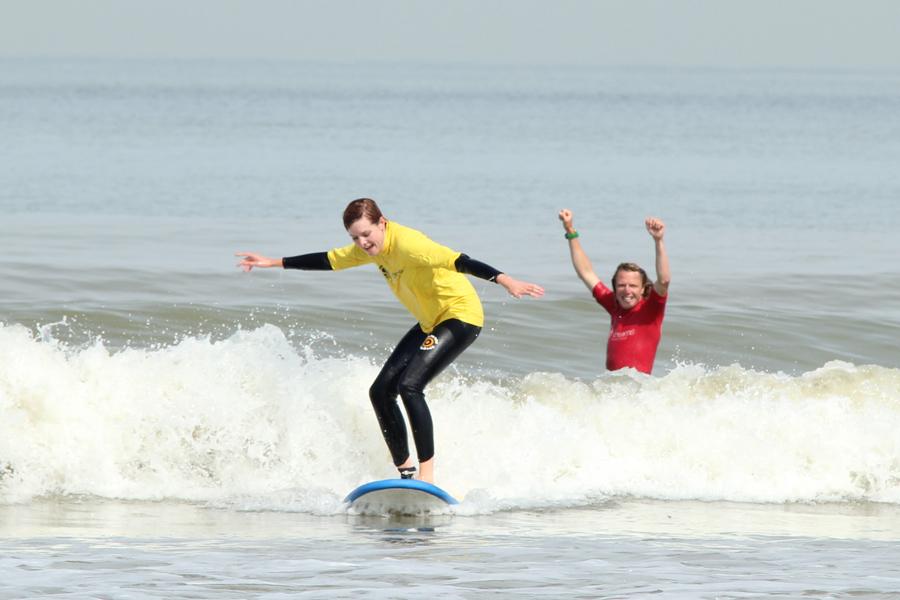 privéles surflessen