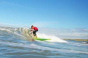 surfcamp met overnachting bij Dreams