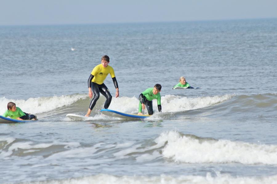 surfkids gevorderden