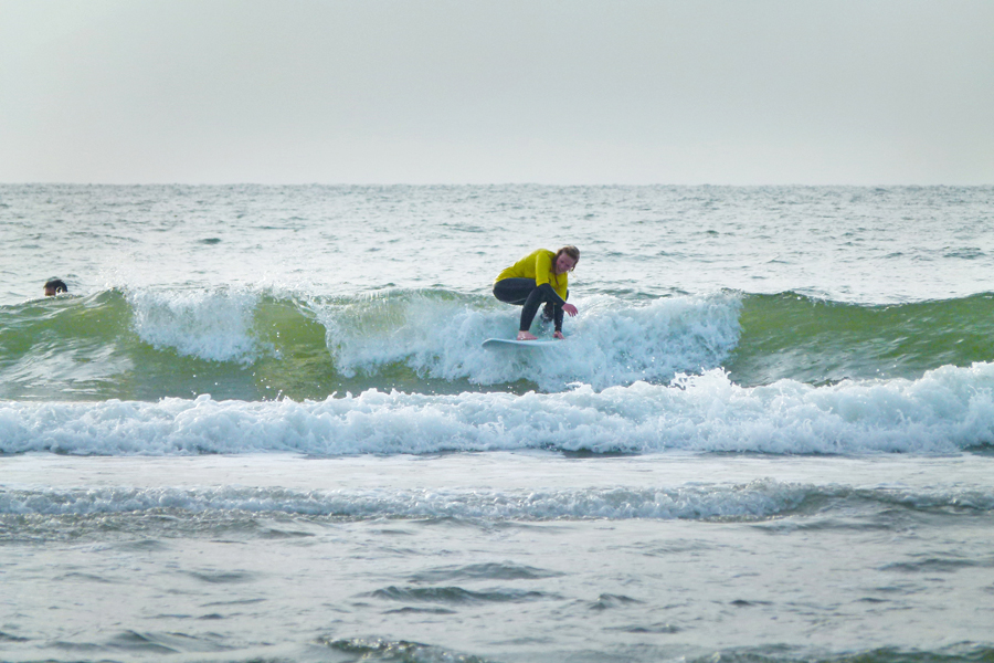 wekelijks surffit