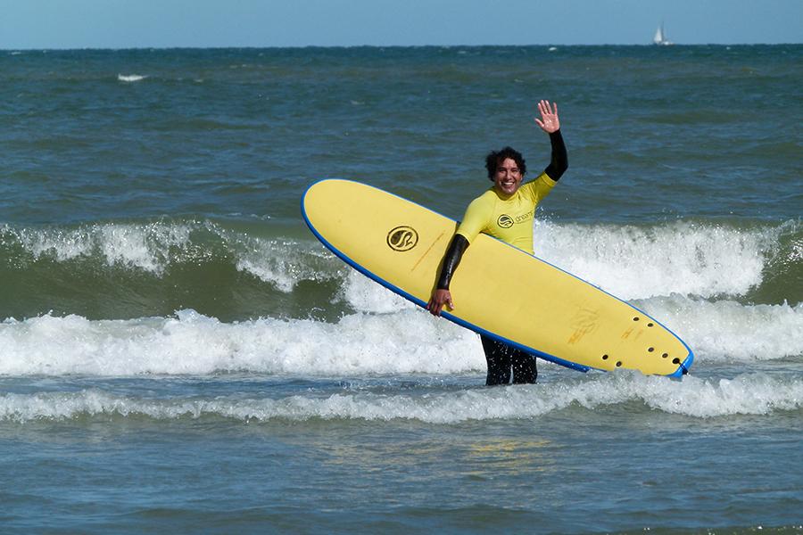 vaderdag surf