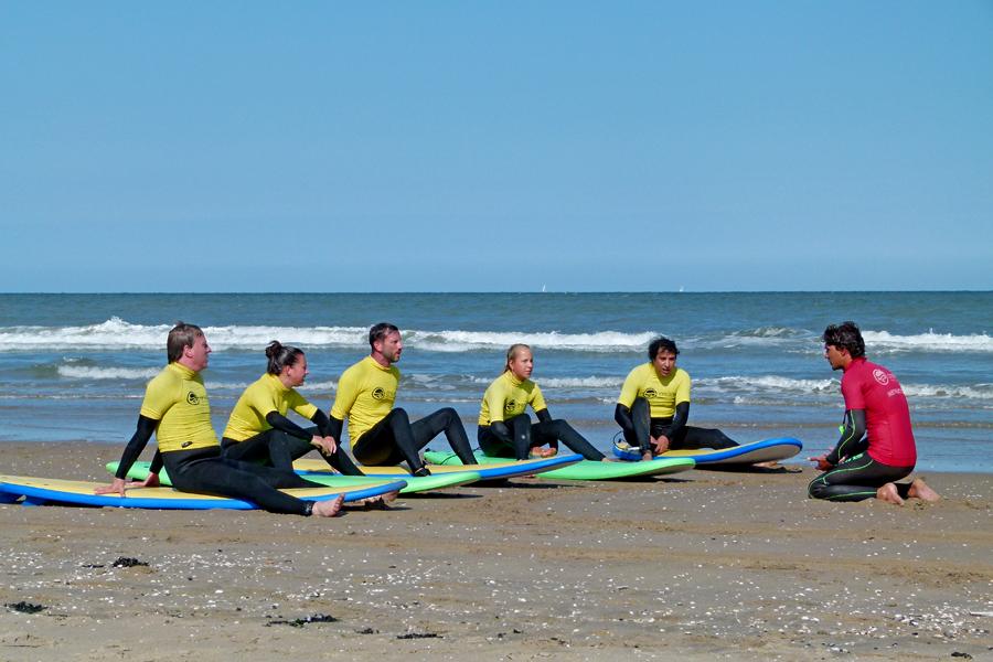 5 dagen surfcursus
