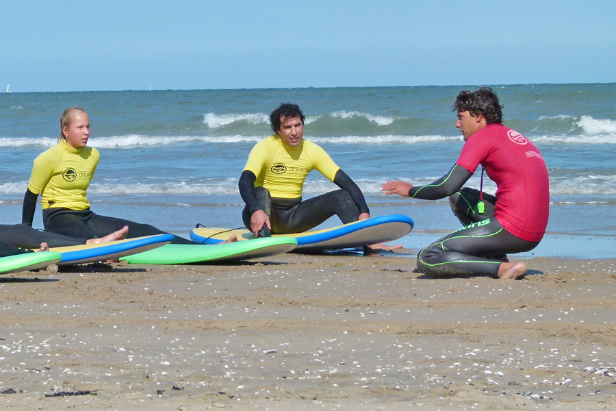 Wekelijks Surf Coaching