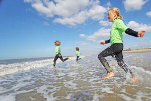 strand sportdag voortgezet onderwijs