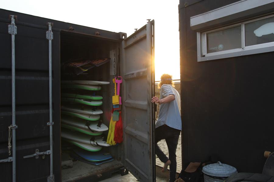 surf en camp