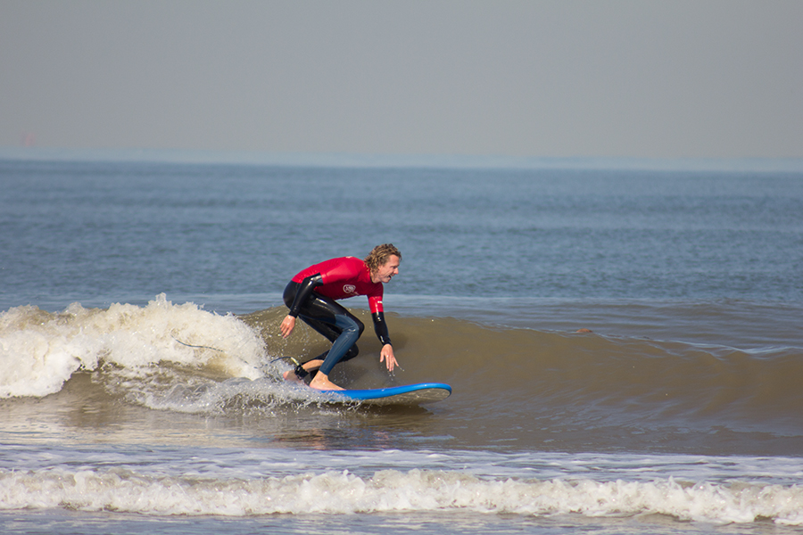 surfles in nederland