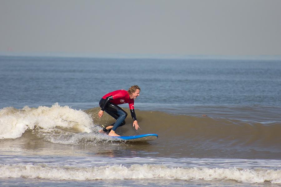surfles van daan