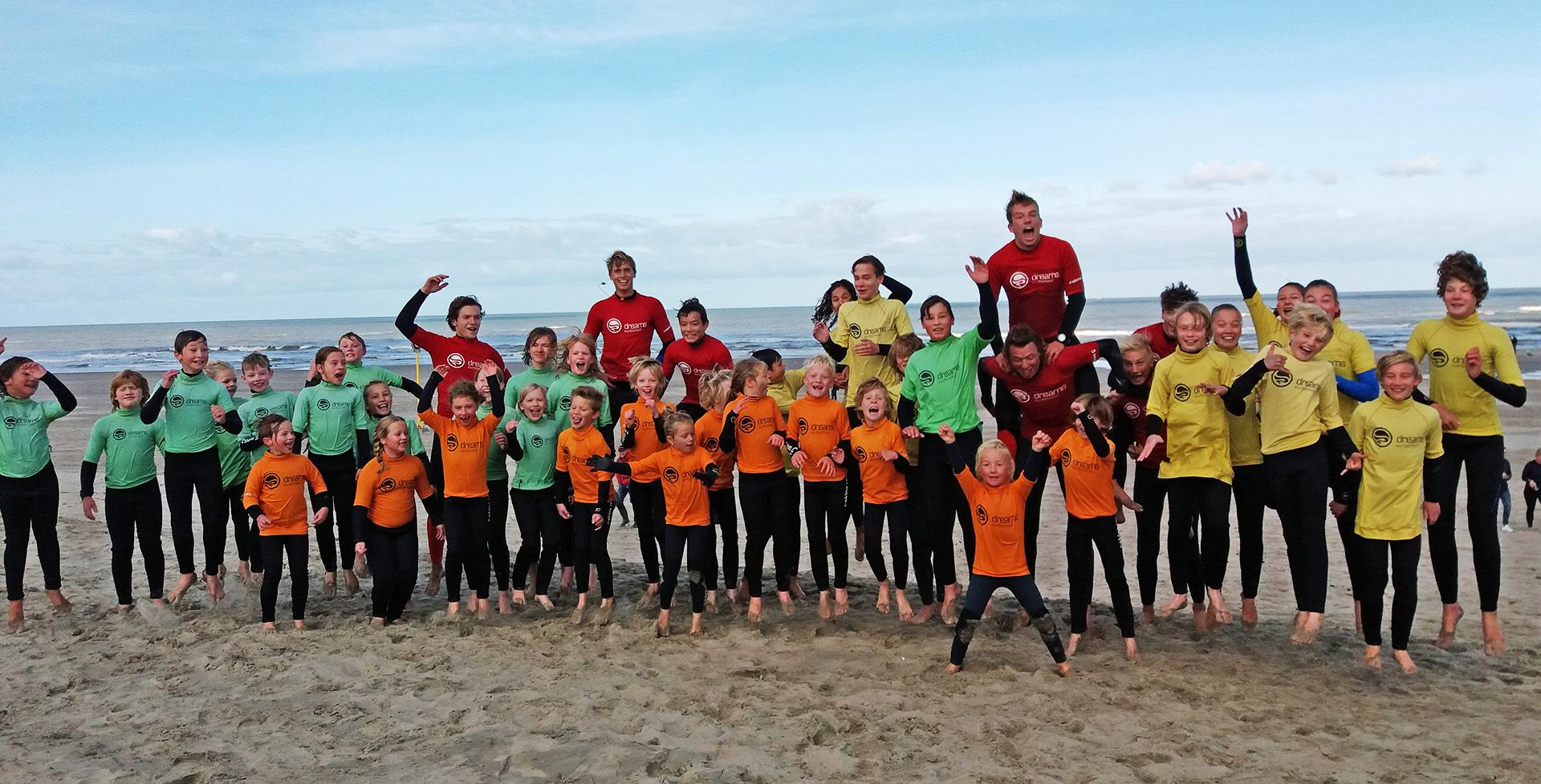 Surfcamp zomervakantie