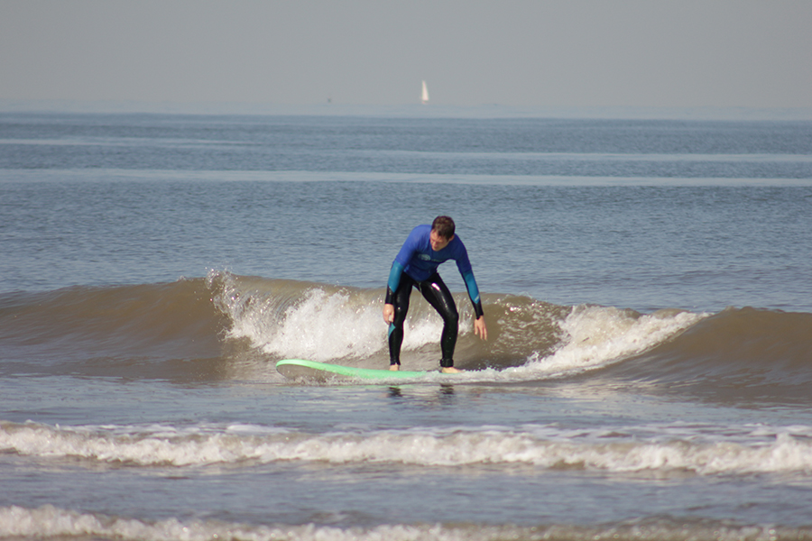 surf in nederland