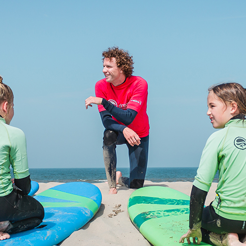 Daan Dreams Surfschoolmanager