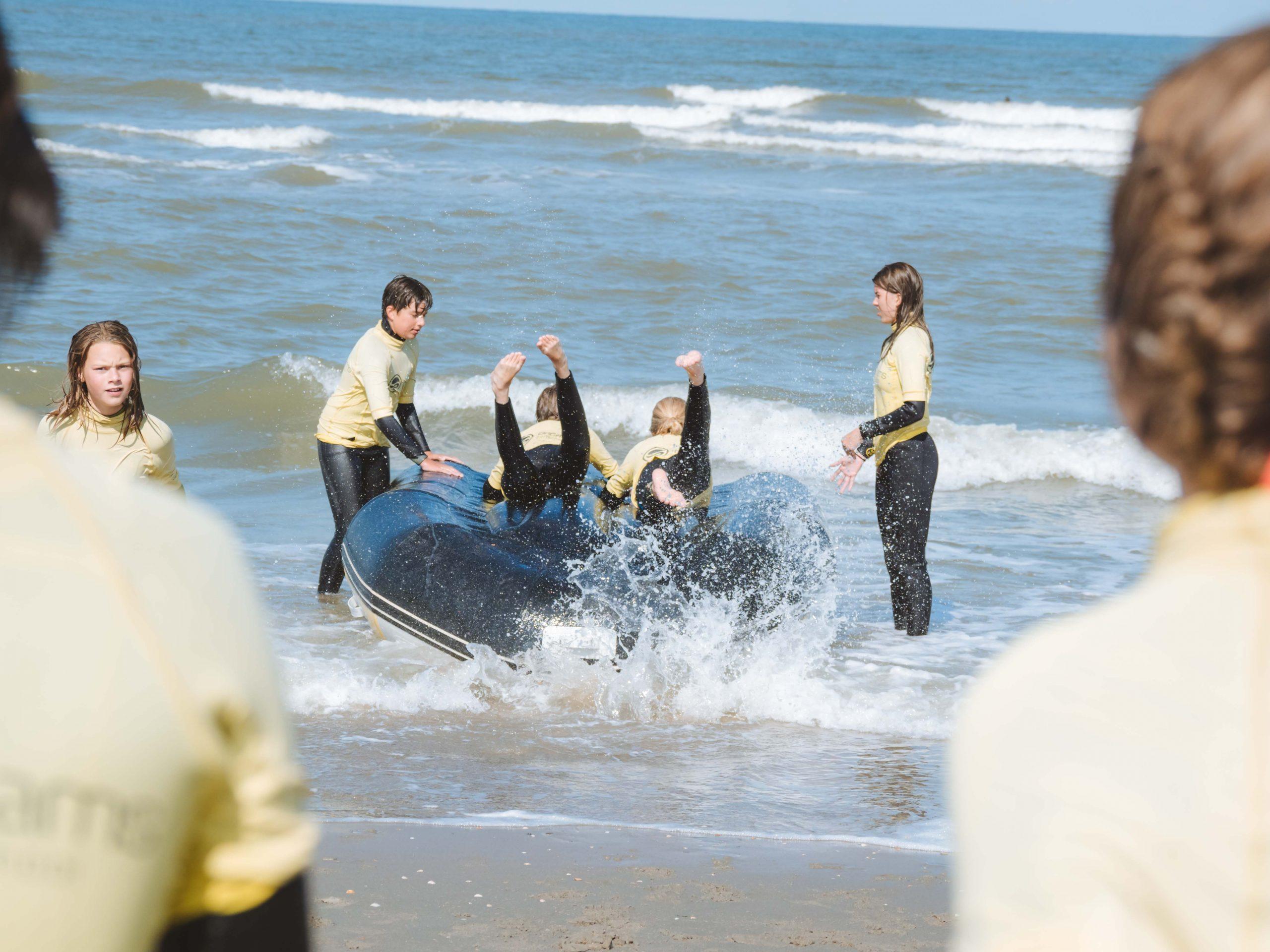 Surfcamp in Nederland